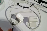 Sony Walkman W270, toma de contacto