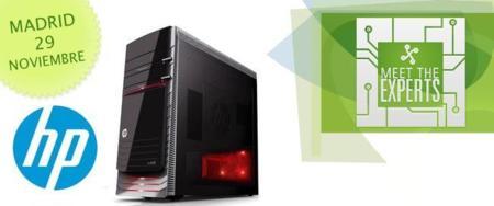 Prueba los ultrabooks de HP en los Premios Xataka 2012