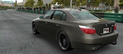Mira mi nuevo BMW!