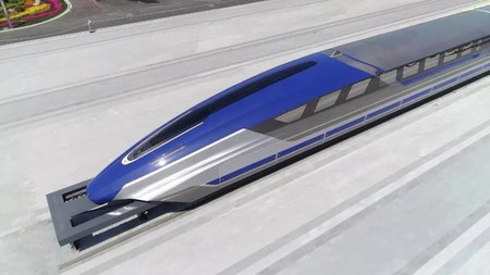 Maglev China 1