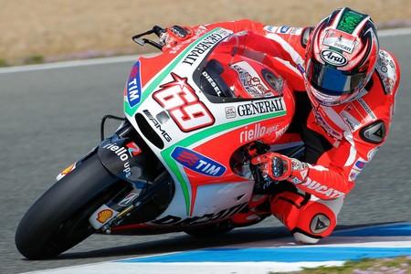 Hayden Ducati Motogp