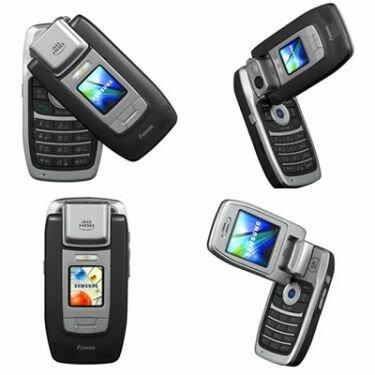 Samsung V7900, la competencia para los nuevos modelos de Nokia
