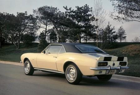 Chevrolet Camaro Z28 1967 1600 03