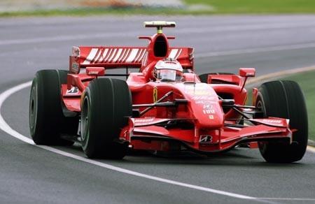 Raikkonen, el más rápido antes de la calificación