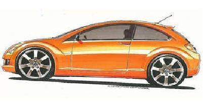 Volkswagen New New Beetle
