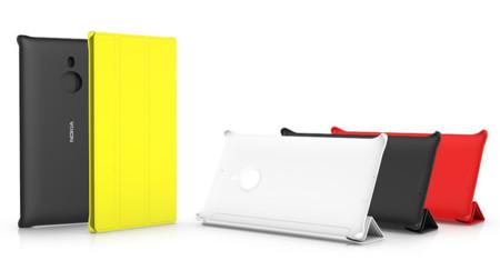 Funda protectora del Lumia 1520