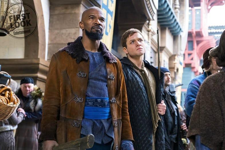 Foto de Primeras imágenes de 'Robin Hood' (1/3)