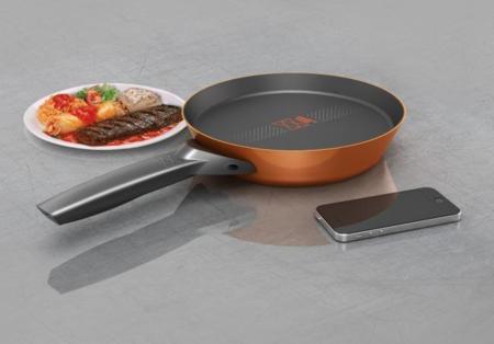 SmartyPans, una sartén conectada que desearás tener en tu cocina