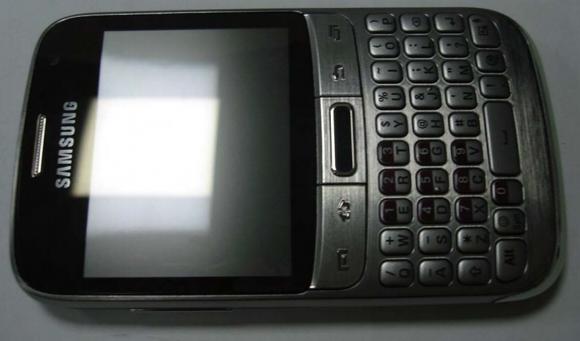 Samsung GT-B7810 QWERTY
