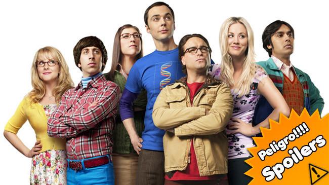 'The Big Bang Theory' o la teoría de una evolución
