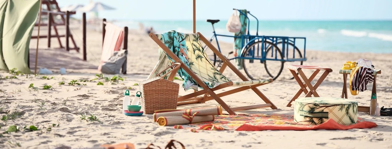 Ikea tiene todo lo necesario para que disfrutes de la playa