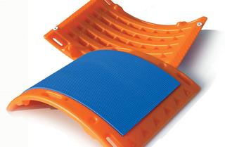 T-Bow: el step curvado, divertido y funcional
