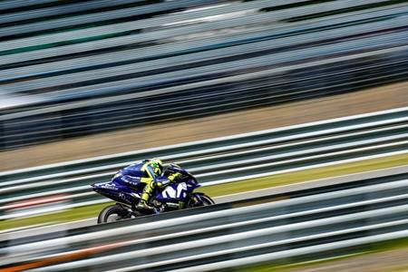 Valentino Rossi Motogp Tailandia 2018