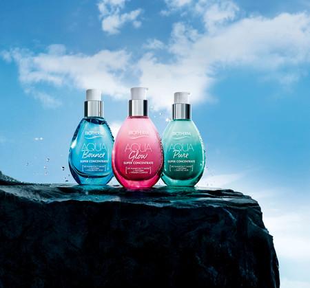Aqua Super Concentrates de Biotherm, los 'salvavidas' que querrás llevar siempre contigo