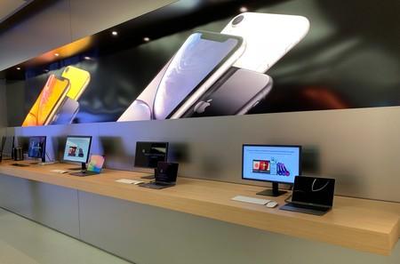 Apple Store La Maquinista 2
