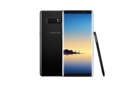 Samsung Galaxy Note 8 Oficial