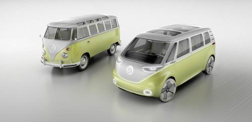 Sí, el Volkswagen I.D. BUZZ es mucho más que la Kombi hippie del Siglo XXI