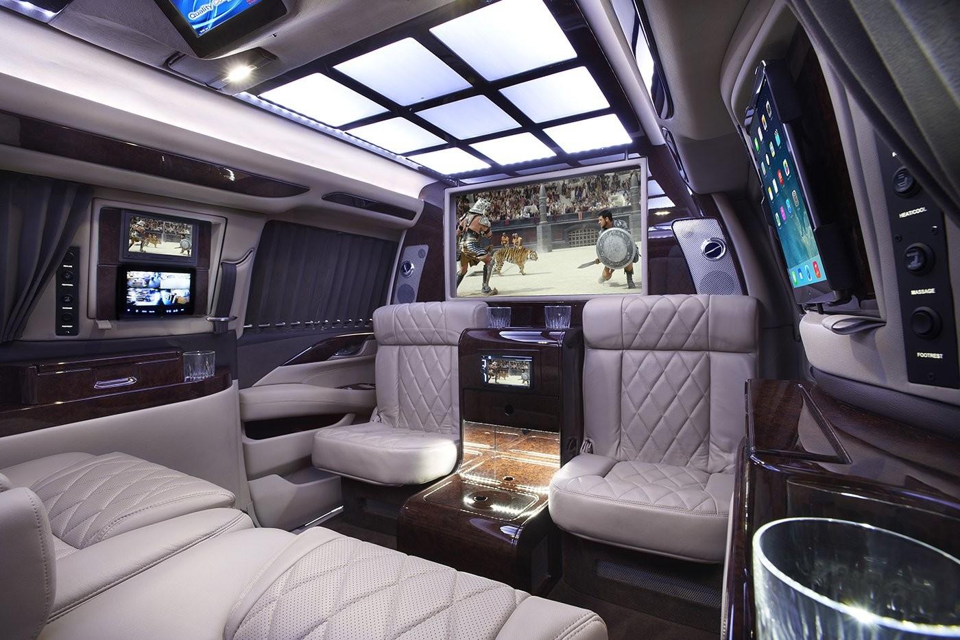 Foto de AddArmor Cadillac Escalade (7/21)