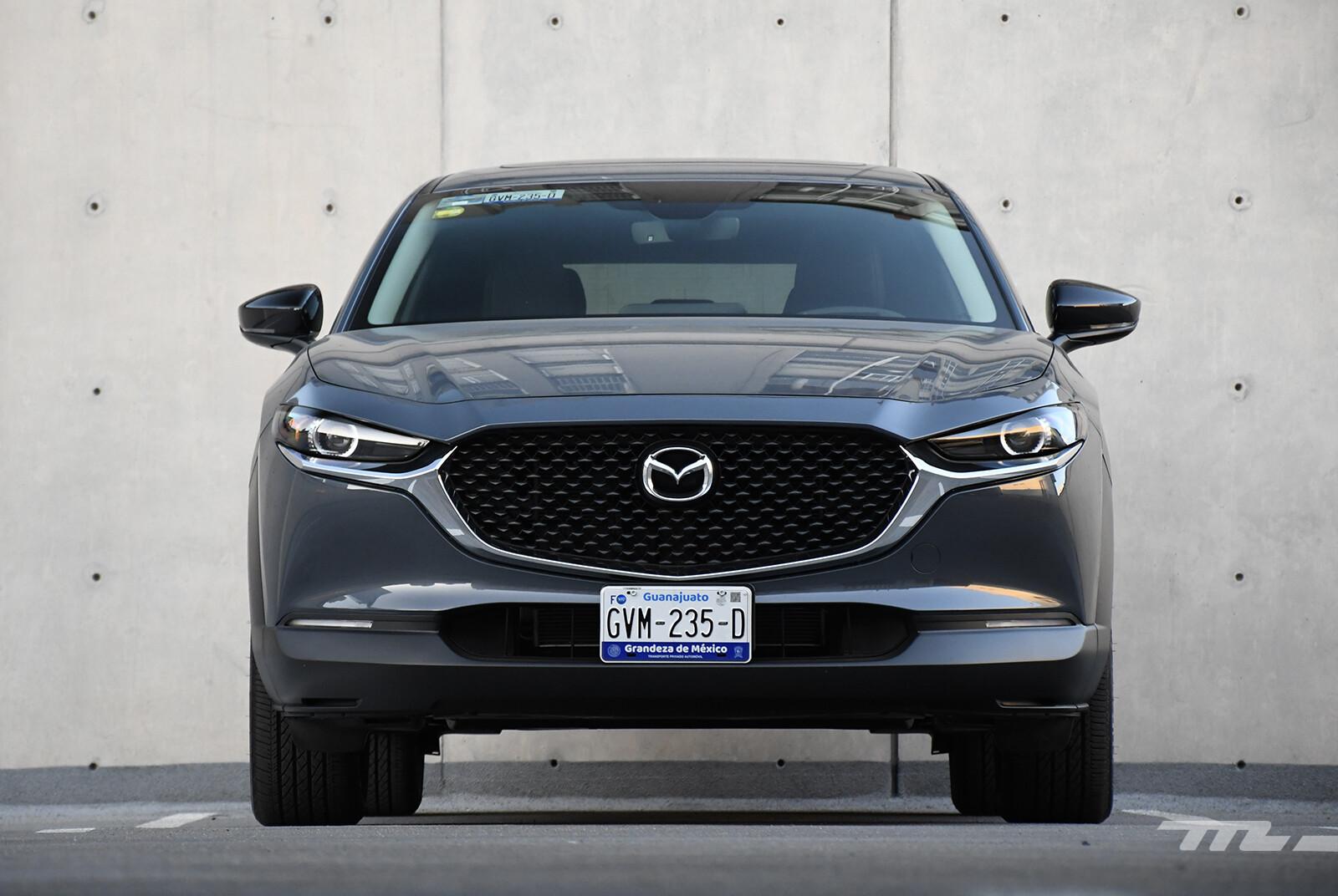Foto de Mazda CX-30 turbo (prueba) (9/26)
