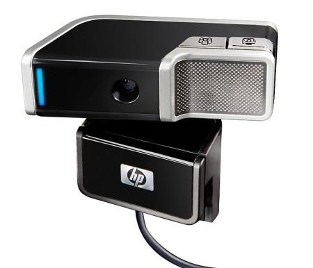 Webcam HP con autofocus