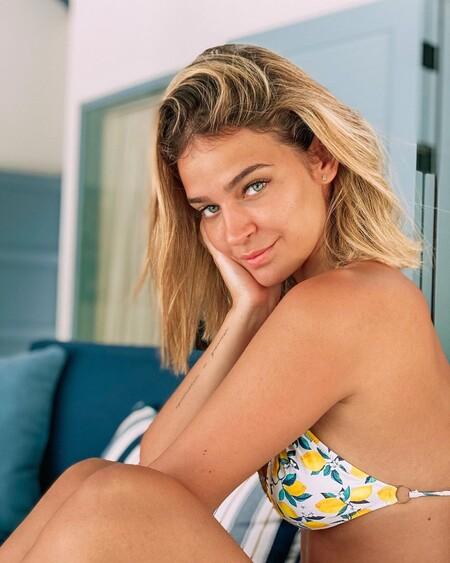 Laura Escanes renueva su melena con uno de los tintes de pelo que son pura tendencia: el castaño avellana