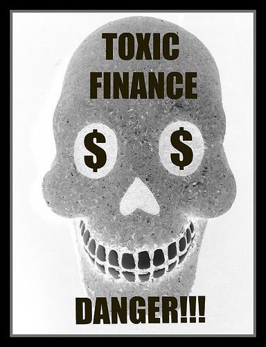 Fases de la crisis financiera