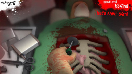 Surgeon Simulator llegará a iPad‏