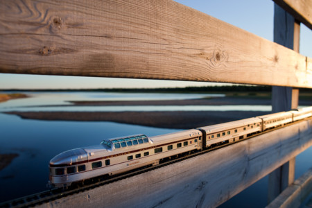 Train New Brunswick Canadian