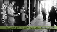 Fotografiar a desconocidos en la calle... primeros pasos
