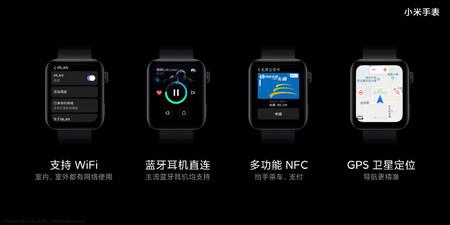 Xiaomi Mi Watch Features