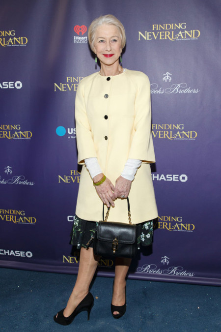 Helen Mirren Look
