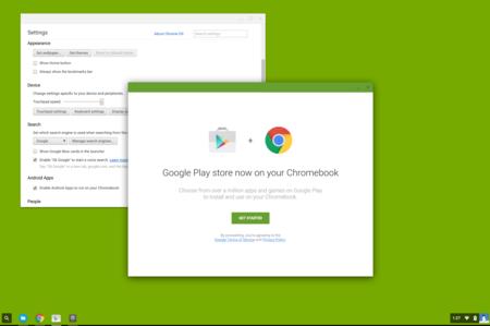 Play Store Chrome Os