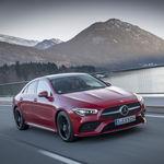 Probamos el Mercedes-Benz CLA 2019: un coupé de cuatro puertas que es mucho mejor que el anterior