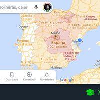 Cómo mostrar el mapa de contagios de COVID-19 en Google Maps