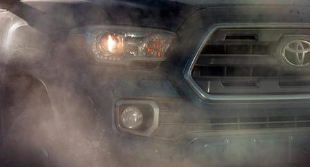 Toyota Tacoma 2016, segundo teaser