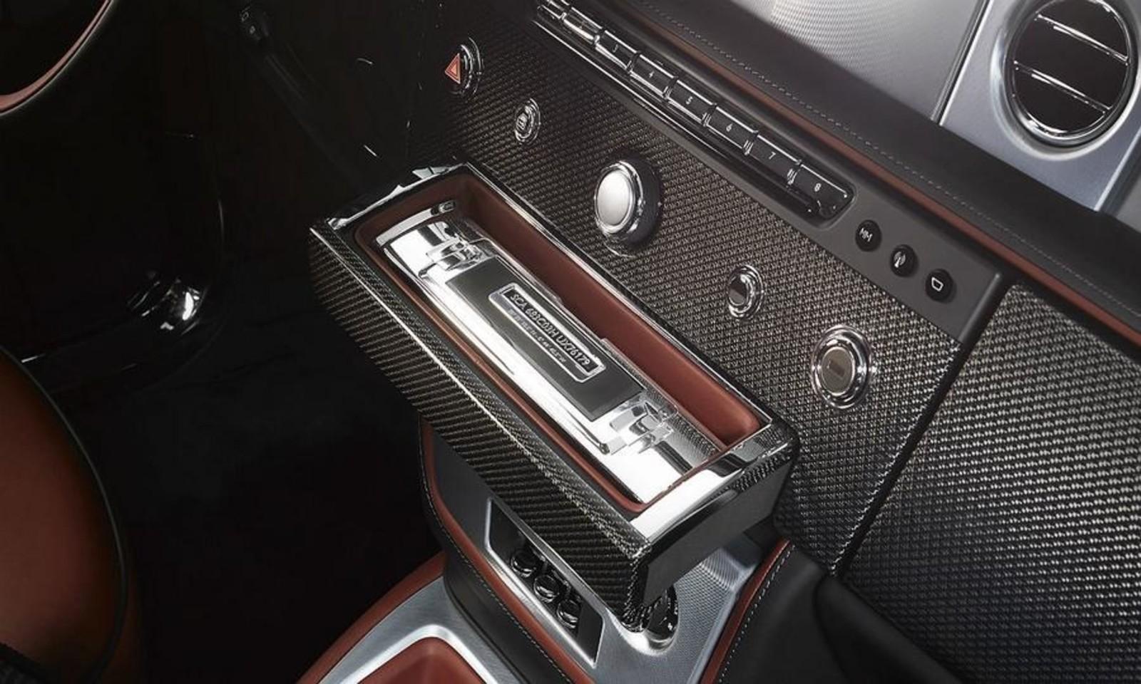 Foto de Rolls-Royce Phantom Drophead Coupé (3/11)