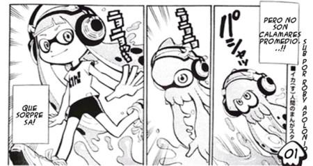 ¿Qué siga el hype? Ya puedes leer el manga de Splatoon en español