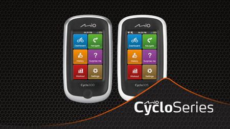Mio Cyclo, un GPS pensado para viajar en bicicleta