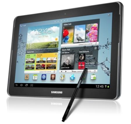 Samsung anuncia oficialmente el Galaxy Note 10.1