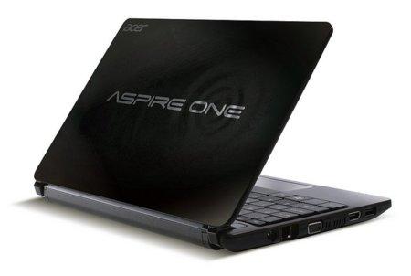 Acer e Intel siguen dándole vida a los Netbooks: Acer Aspire One D270