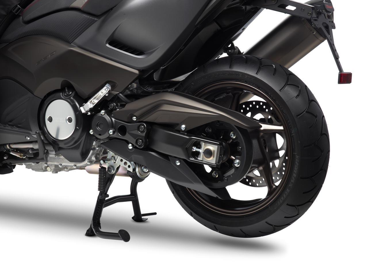 Foto de Yamaha T-Max 2012, detalles (31/32)