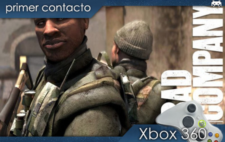 'Battlefield: Bad Company': primer contacto