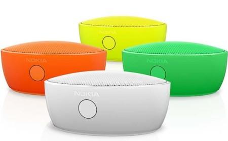 Con la música a todas partes y en colores, gracias a los Nokia MD-12