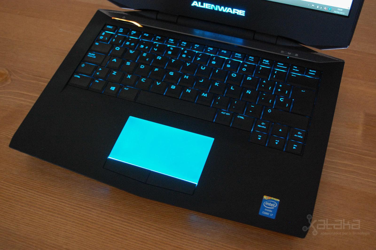 Alienware 14, análisis