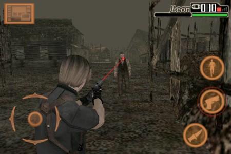 Resident Evil 4 para iOS