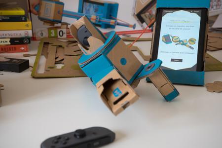 Nintendo Labo Casa Review Xataka 5 De 6