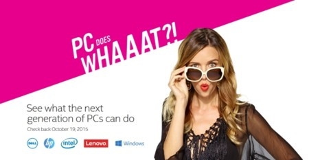 """""""PC does WHAT?"""", la campaña con que Microsoft y sus socios quieren repuntar las ventas de PCs"""