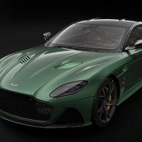 Aston Martin 'DBS 59' edición especial, rinde homenaje al campeón de las 24 Horas de LeMans