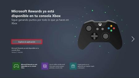 Rewards Xbox