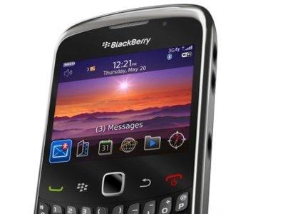 La Blackberry Curve se pasa al 3G por fin